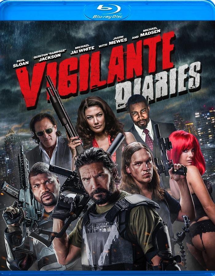 Vigilante Diaries Blu-ray 2