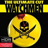 Watchmen The Ultimate Cut 4K UHD