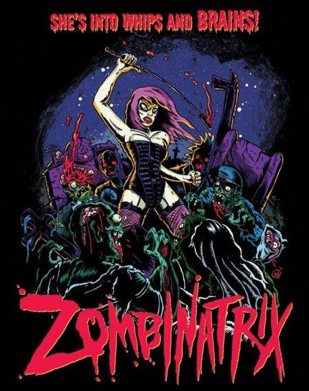 Zombinatrix Shirt