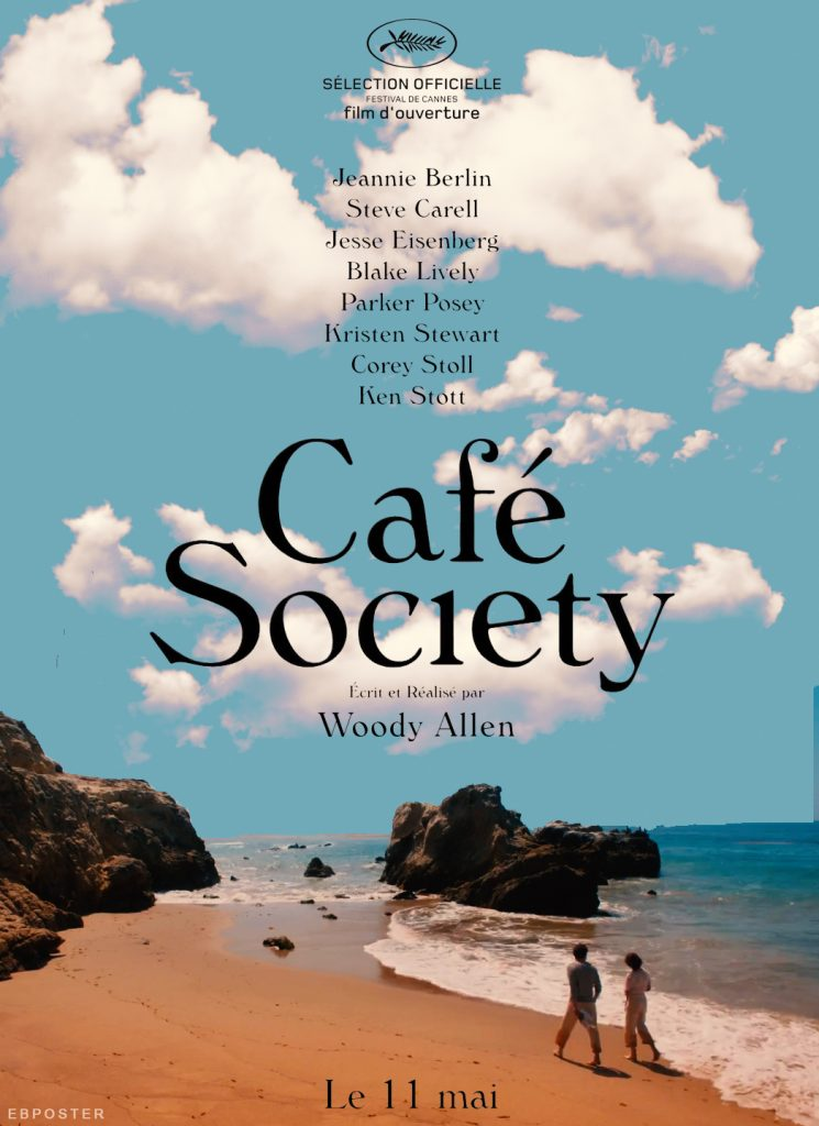 cafe society poster 2