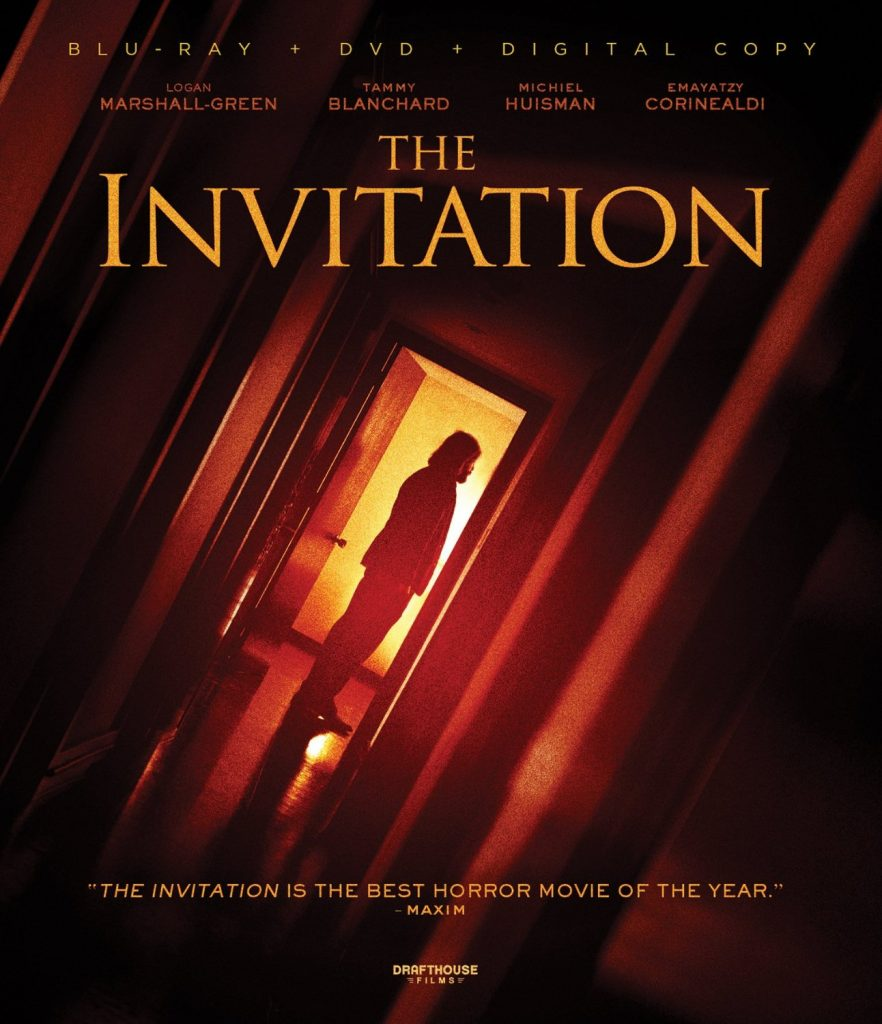 the invitation cover