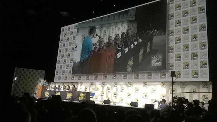 "SDCC 2016 - Dreamworks' ""Trolls"" Panel!"