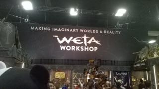 SDCC 2016 - Weta Workshop: LOTR, Warcraft, Krampus and more!