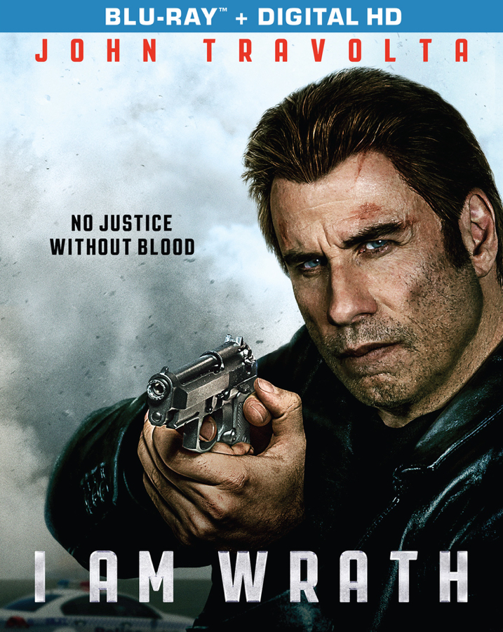 I Am Wrath Bluray