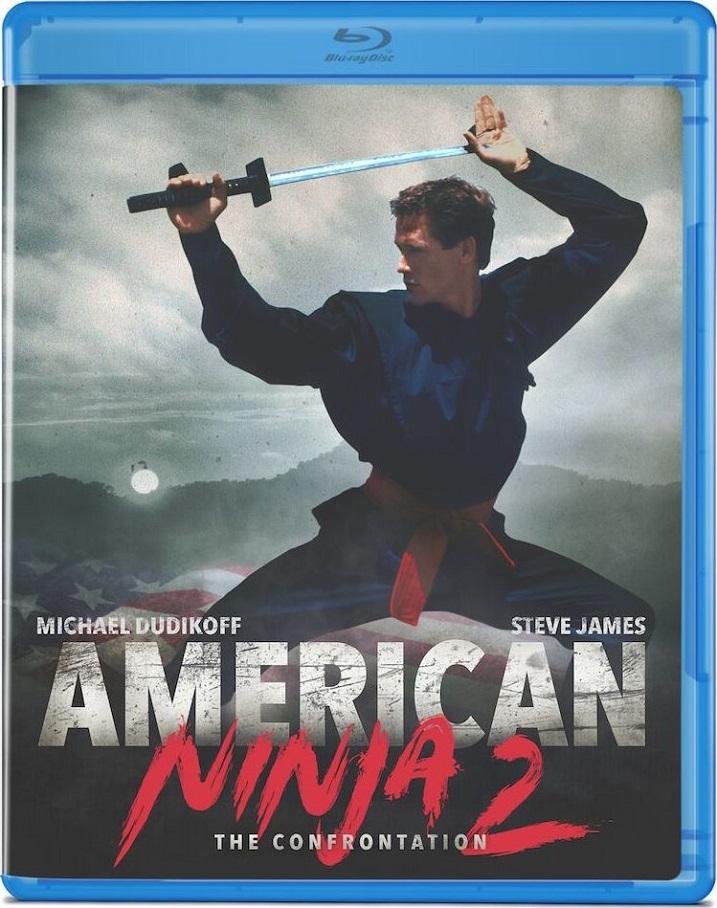 American-Ninja-2-Blu-ray