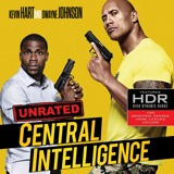 Central Intelligence 4K