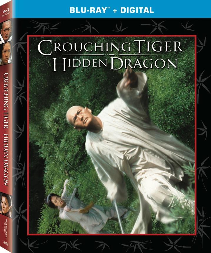Crouching Tiger Hidden Dragon Blu-ray