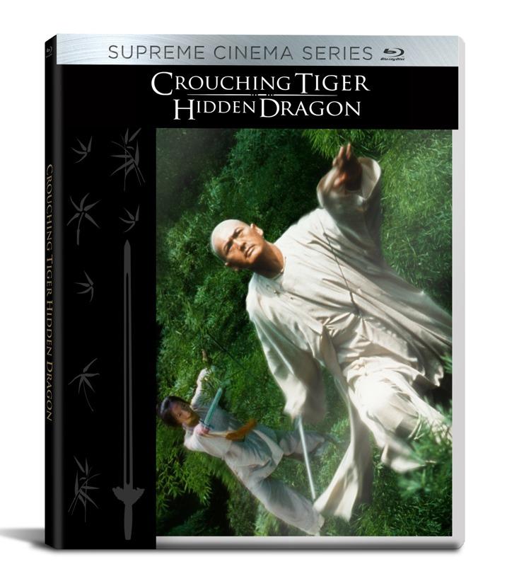 Crouching Tiger Hidden Dragon Supreme Cinema