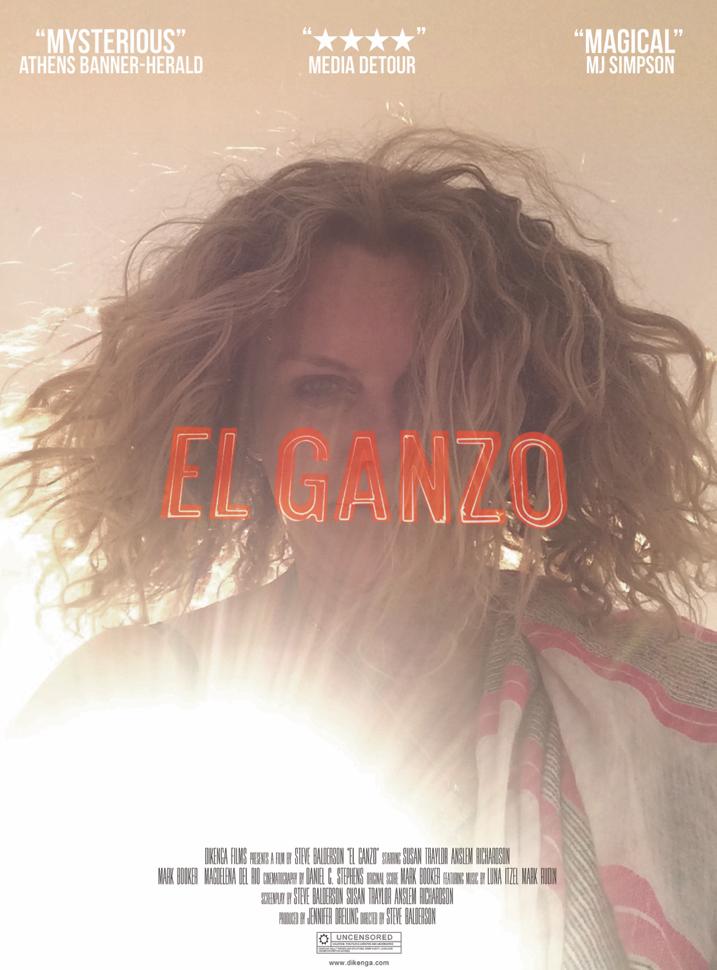 El Ganzo poster