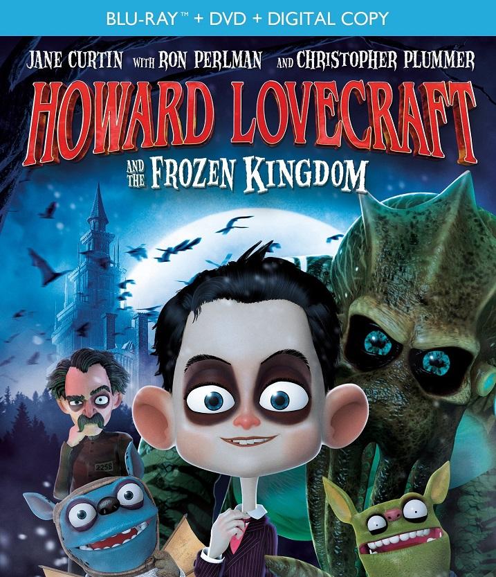Howard-Lovecraft-Blu-ray