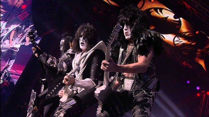Kiss Rocks Vegas 004