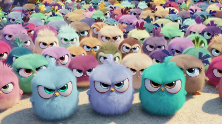 The Angry Birds Movie 5