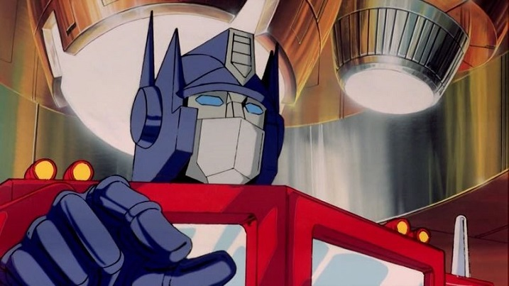 Transformers The Movie 1
