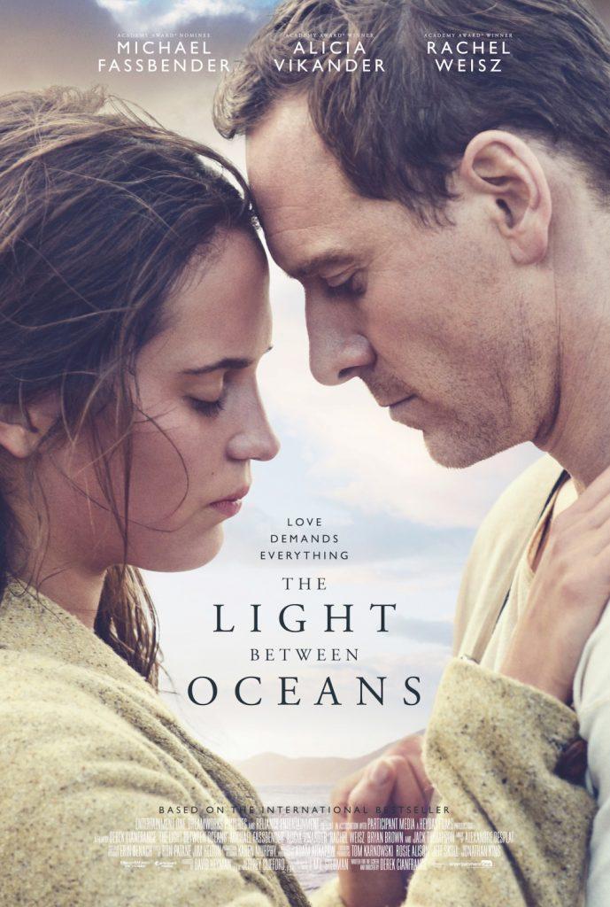 light between oceans poster