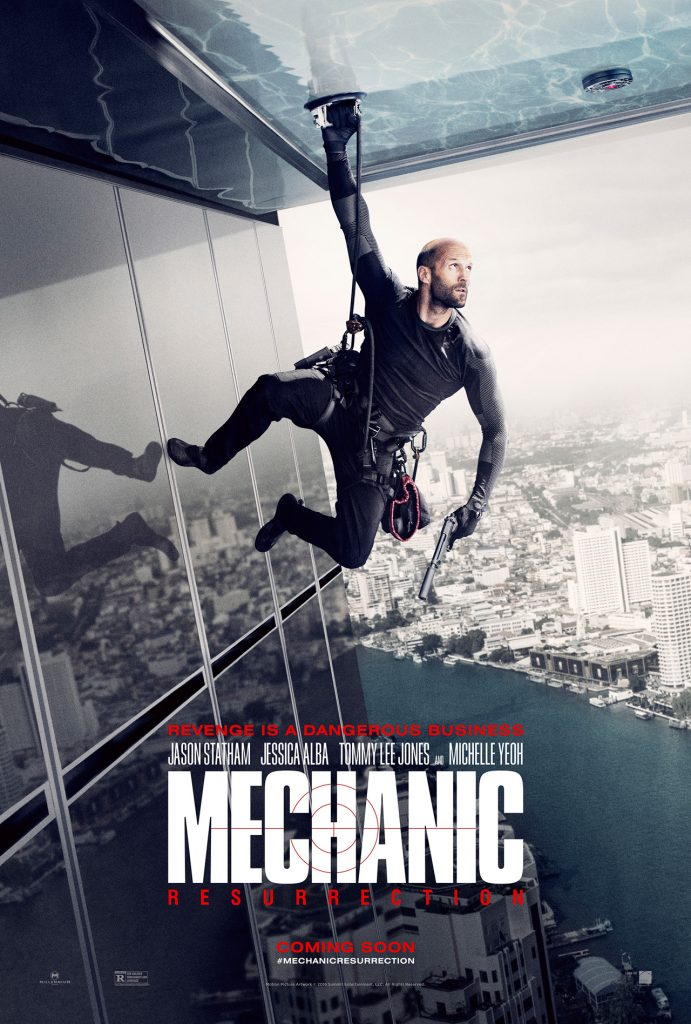 mechanic ressurection poster