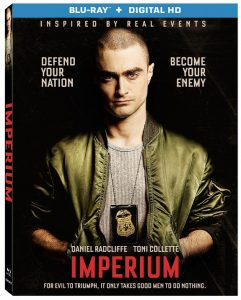 IMPERIUM: Starring Daniel Radcliffe – own it on Blu-ray, DVD, and Digital HD Nov. 1