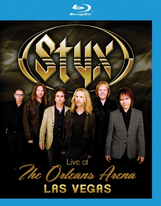 The mighty Styx! Live in VEGAS! (Blu-ray Review)