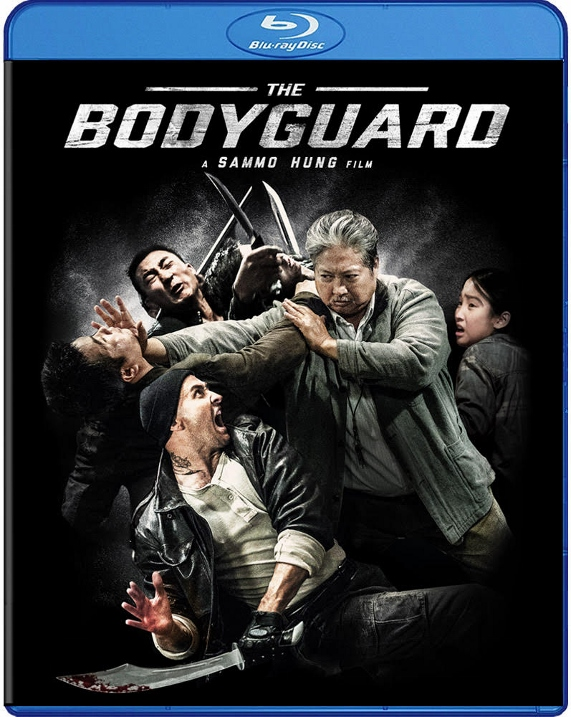 Is The Bodyguard worthy of the great Sammo Hung?! (Blu-ray Review)
