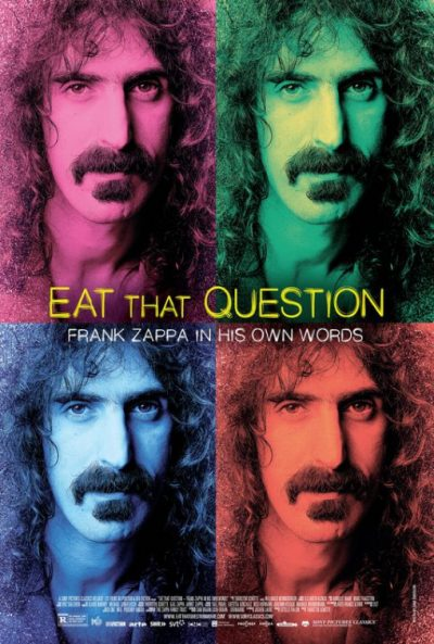 Eat That Question cover