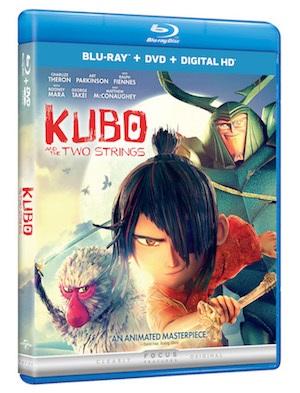 Kubo-Blu-ray