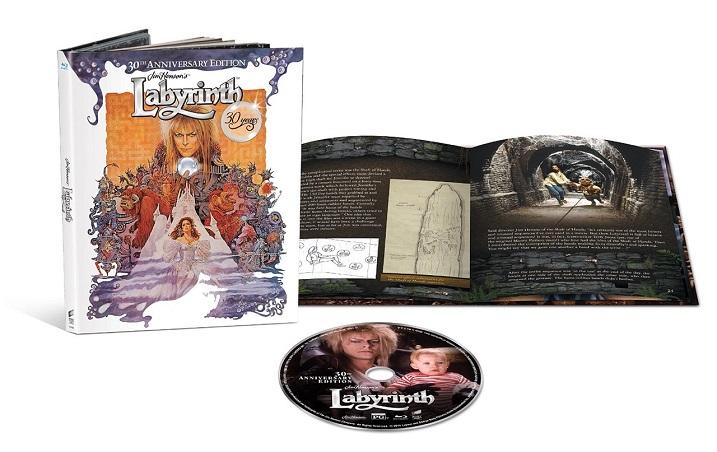 Labyrinth Digipack