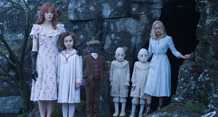 Miss Peregrine's Home for Peculiar Children 1