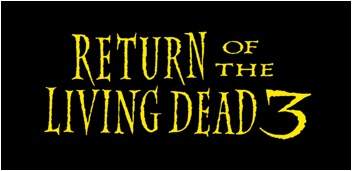 Return of the Living Dead 3 LOGO