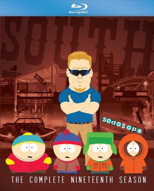 South Park 19 Cover