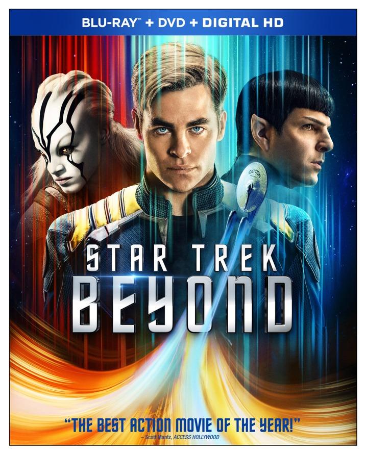 Star Trek Beyond Cover Art