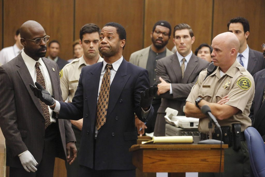 The People v. O.J. Simpson 1