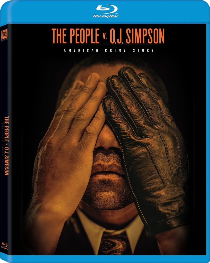 The People v. O.J. Simpson cover
