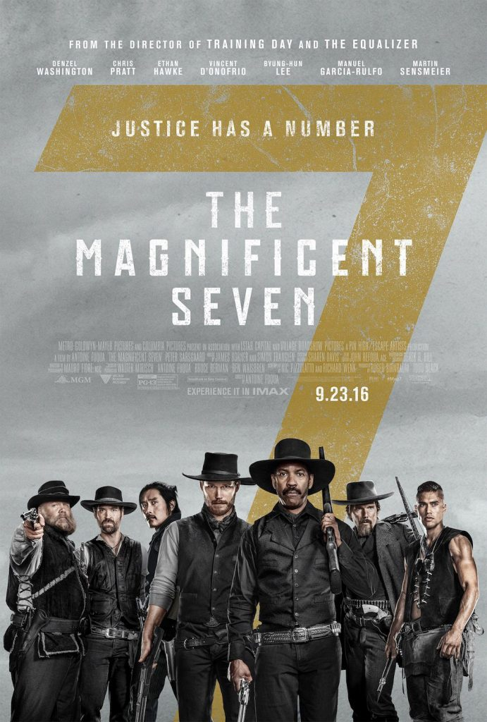 magnificent seven poster 2
