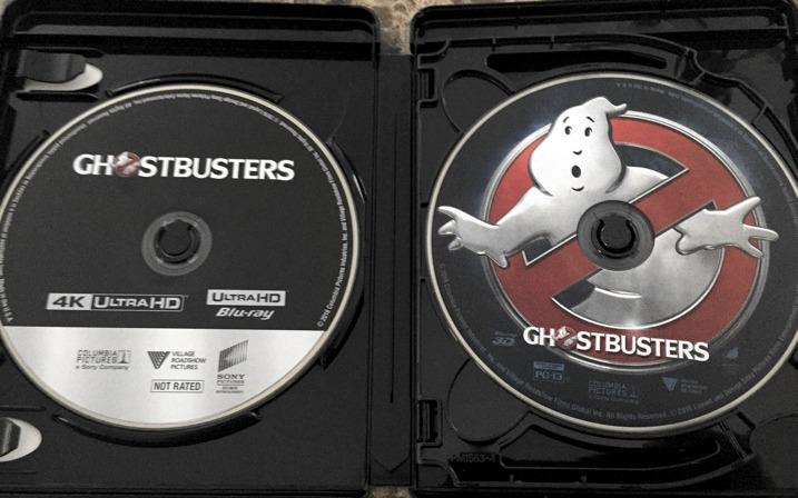 Ghostbusters 4K Case 1
