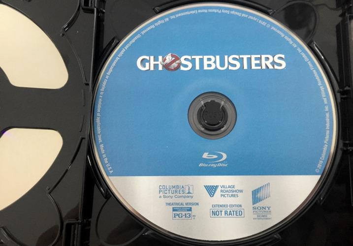 Ghostbusters 4K Case 2