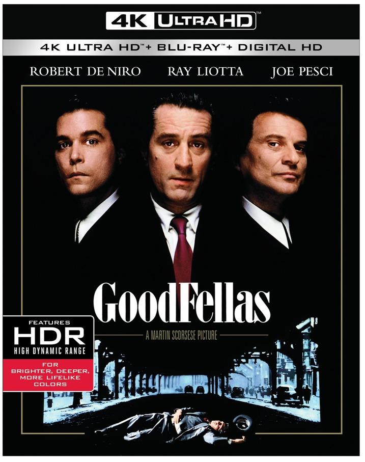 Goodfellas 4k