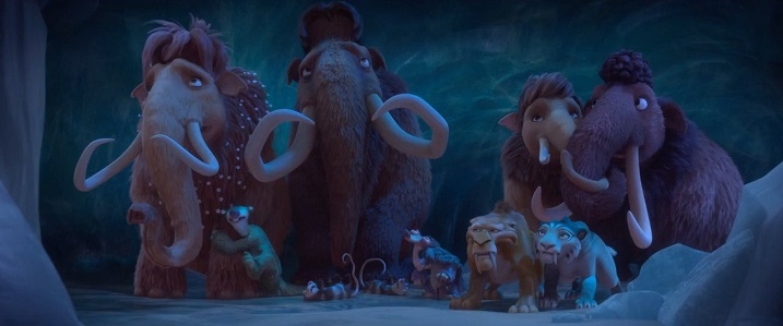 Ice Age Collisiion Course 2