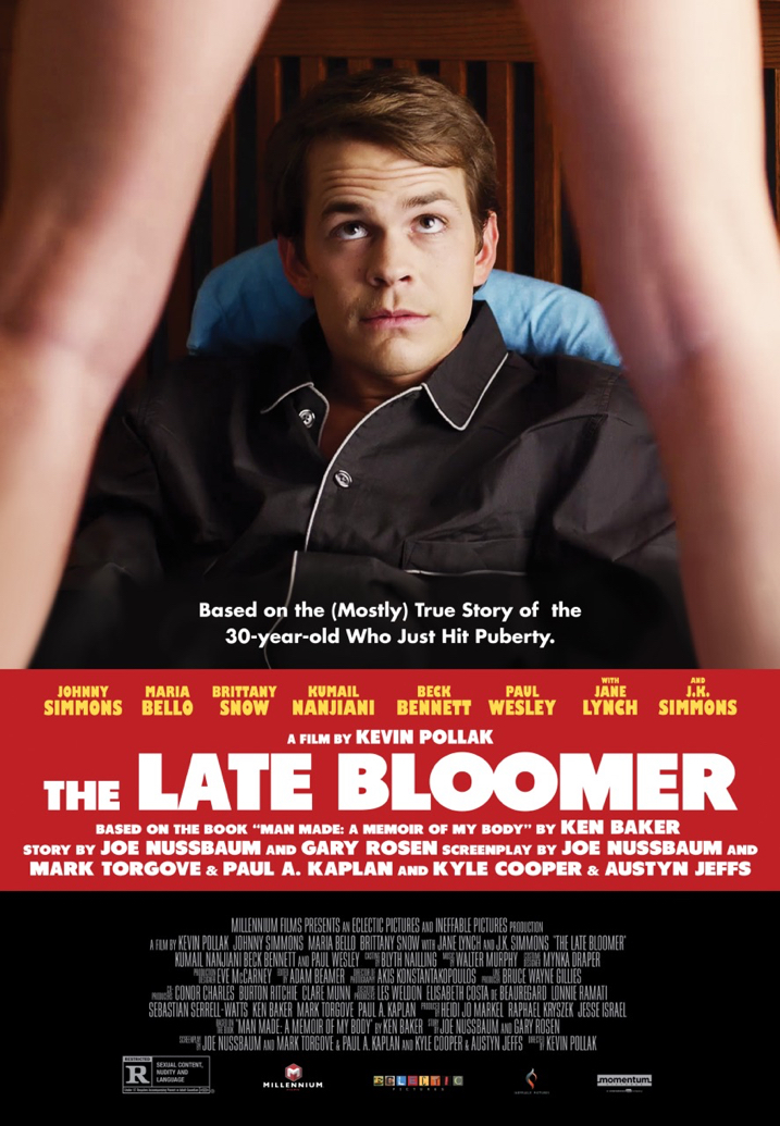 LateBloomer poster