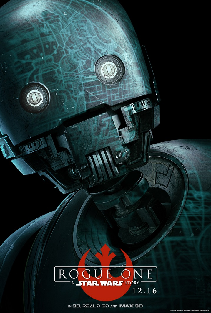 Rogue One Droid