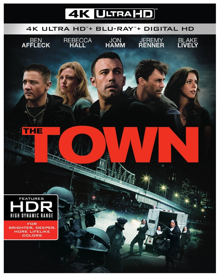 The Town 4K UHD