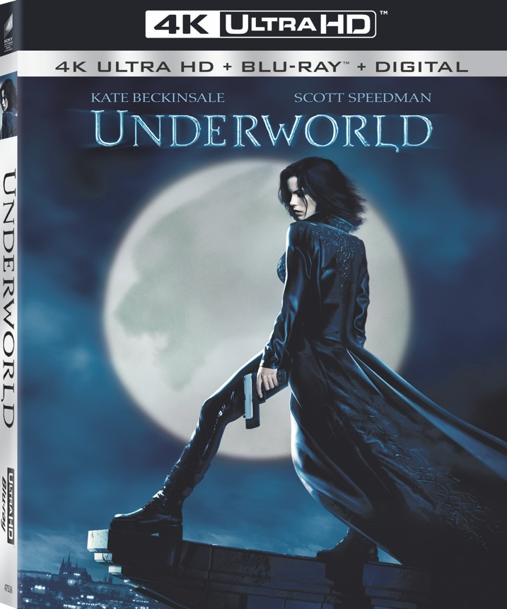 Underworld 4K UHD