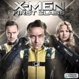 X-Men First Class 4K Blu-ray