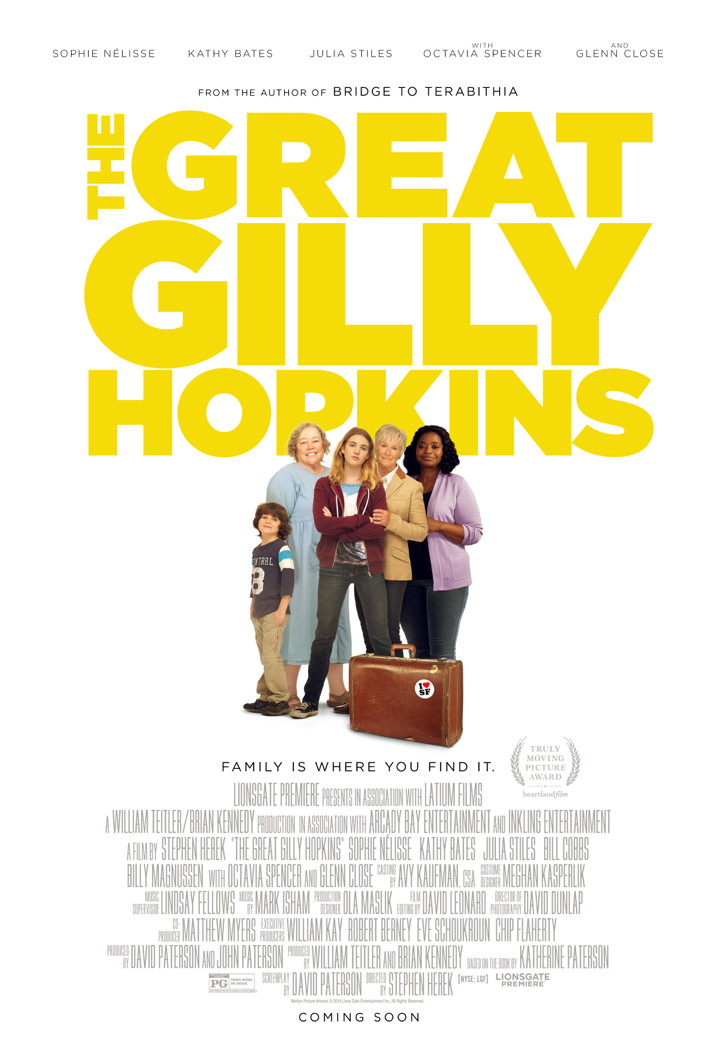 gilly poster