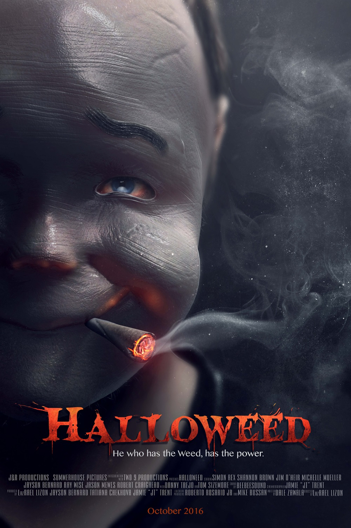 halloweed poster