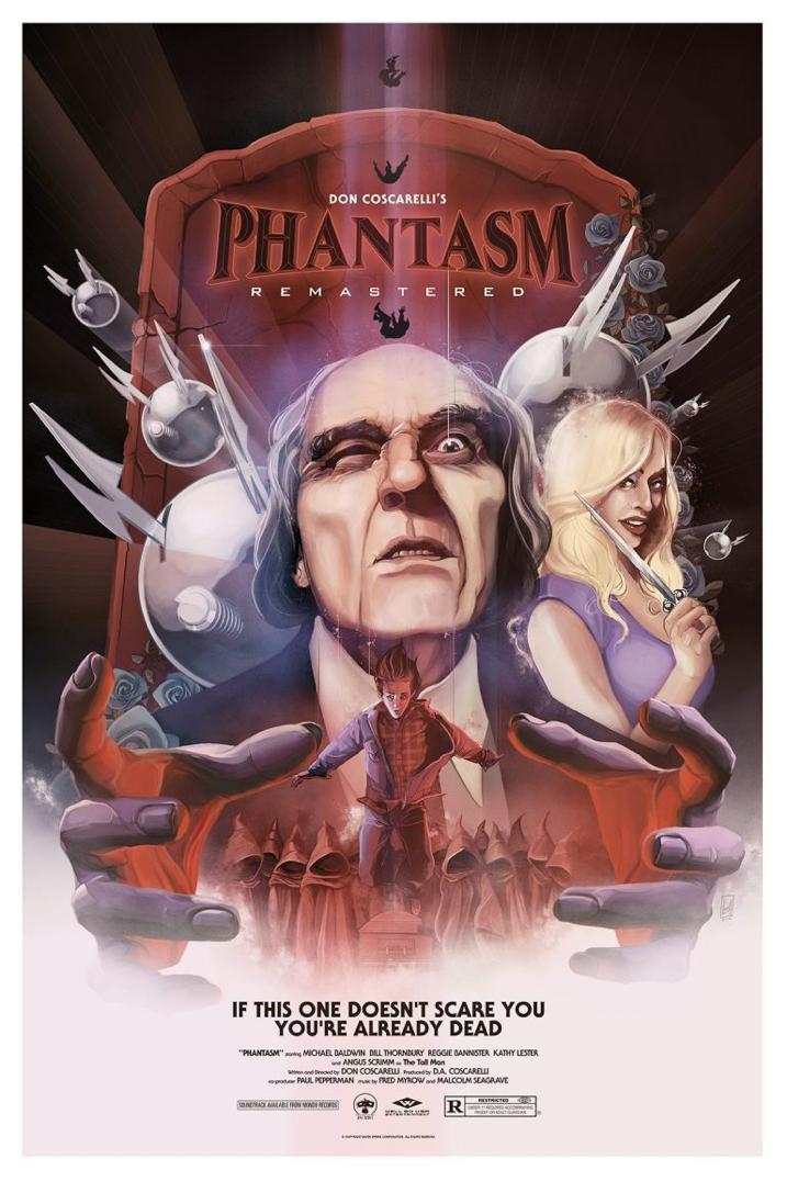 phantasm remastered poster