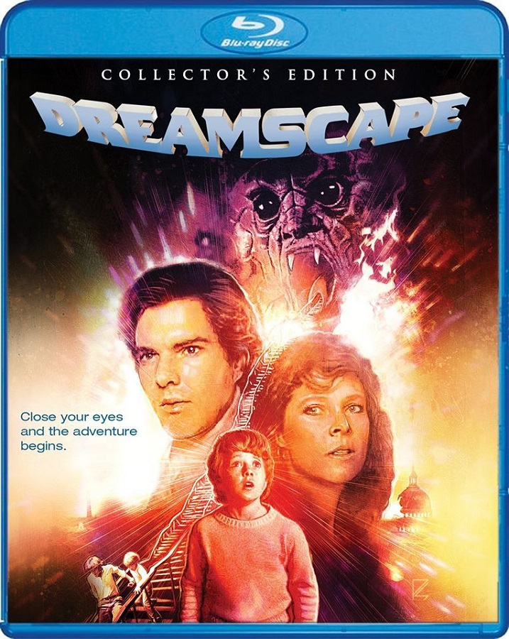 Dreamscape-Blu-ray