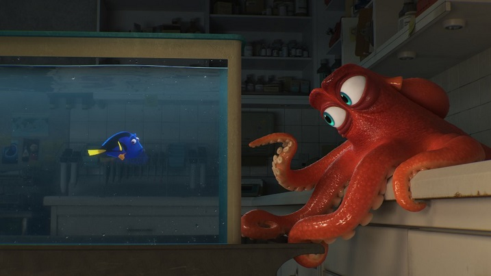 Finding Dory b