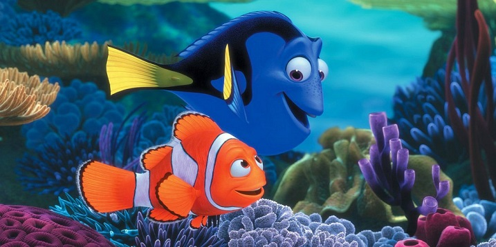 Finding Dory c