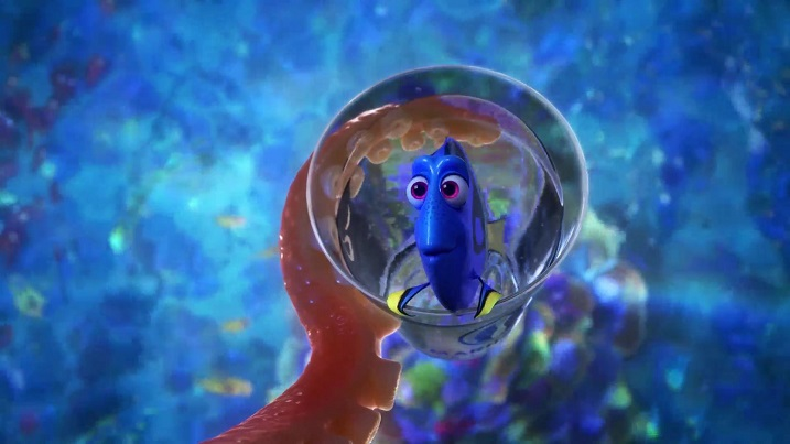 Finding Dory d