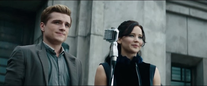 Hunger Games Catching Fire 1
