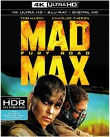 Mad Max Fury Road 4K